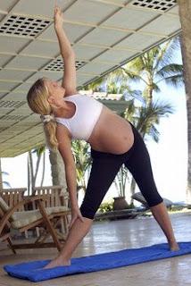 Роль физических упражнений для будущей матери и для ребенка