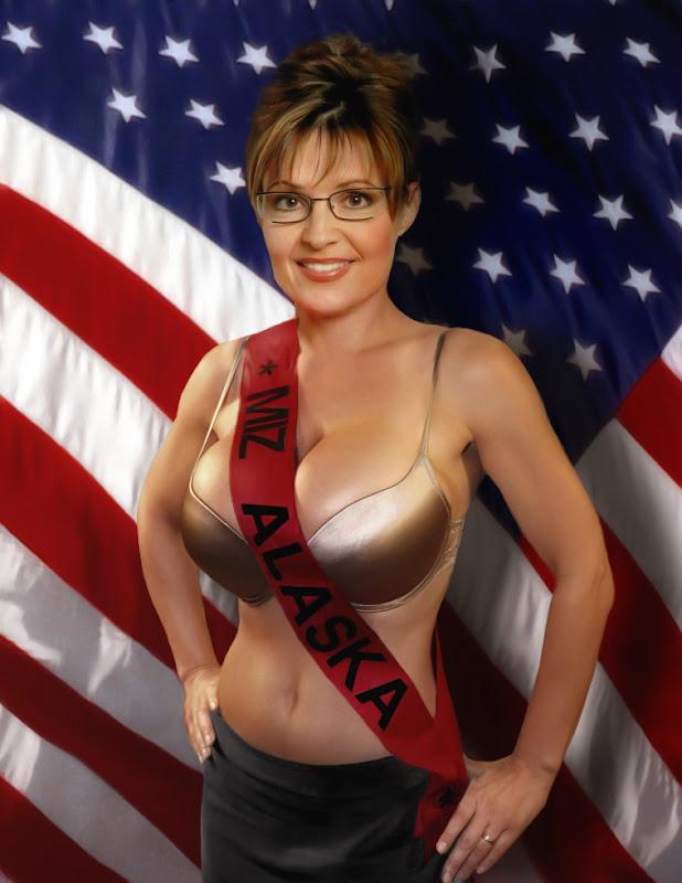 Sarah palin porno photo