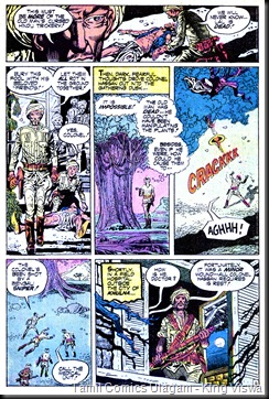 DC Ghosts Issue No 39 June 1975 The Blossoms of Blood Page 4