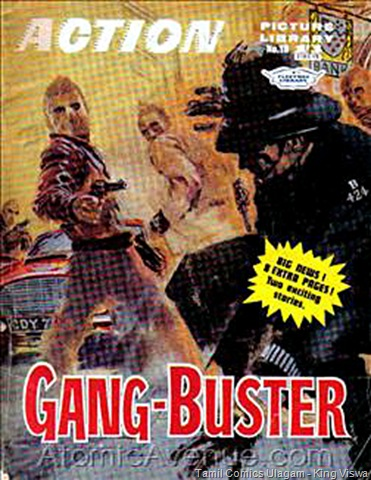 action Picture Library 18 Gang buster