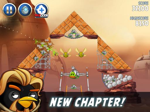 Angry Birds Star Wars II Free 1.9.25 screenshots 16