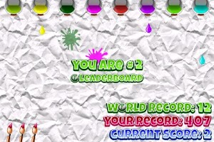 Screenshot of Color Blots Lite