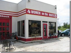 99 Rte 66 4 Women on the Route Galena KS
