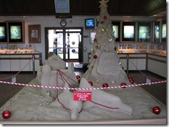 5083 Visitor Center Sand Sculpture South Padre Island Texas
