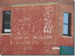 1160 Coca Cola Ghost Sign Cheyenne WY