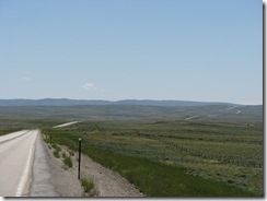 1457 Road between Medicine Bow & Hanna Wy