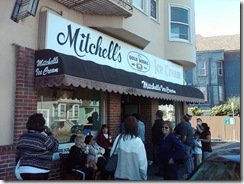 3234a Mitchell's Ice Cream San Francisco CA