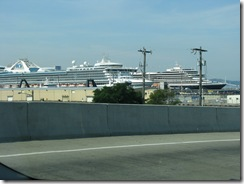 4166 Star Princess & Westerdam at Pier 91 Seattle WA