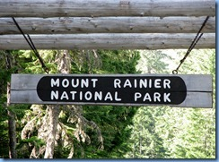 1061 Mount Rainier National Park WA