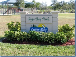 7009 Cutler Bay  FL walk