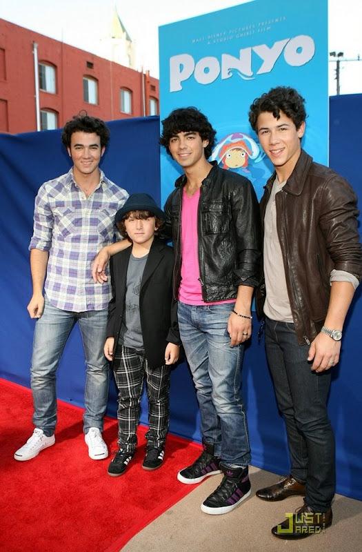 Blog de la tele jonas brothers estreno de ponyo - Jonas brothers blogspot ...