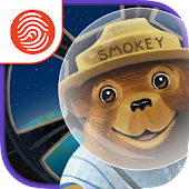 Smokey Bear in Space