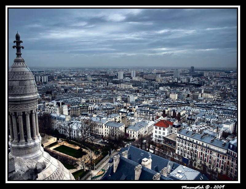 Photomatix Paris Coupole Sacré-Coeur Montmartre