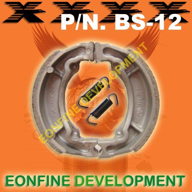 FIT SUZUKI RL 250 Beamish Model Reed Valve Engine 78/>82 EBC FRONT BRAKE SHOE SET