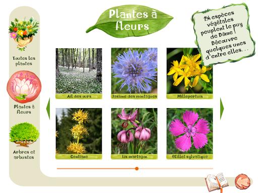 Faune et flore du puy de Du00f4me Apk Download 6