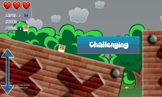 Screenshot of Squarer-Roller HD