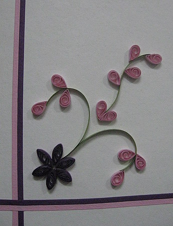 Quilling-design-pattern