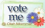 vote for me @ Olah Momma!