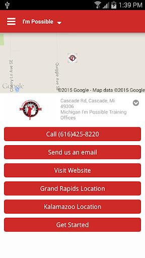 【免費健康App】I'm Possible Training-Michigan-APP點子