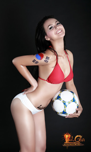 Gallery World Cup 2014 Girls: Gallery World Bikini: Hot Girl Game Player With World Cup 2010