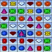 Amazing Jewel Maze Game