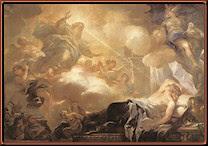 El sueño de Salomón (c. 1693), por Luca Giordano. Museo del Prado, Madrid