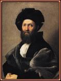Retrato de Baldassare Castiglione, atribuido a Rafael (Museo del Louvre)