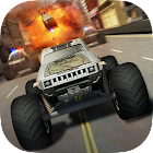 Crazy Monster Truck - Escape icon