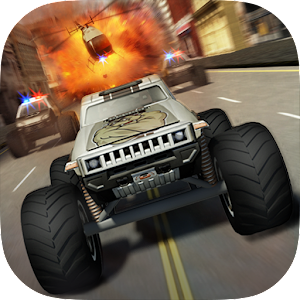 Crazy Monster Truck – Escape for PC and MAC