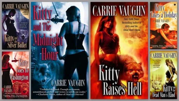 Download Kitty Norville Series By Carrie Vaughn Torrent