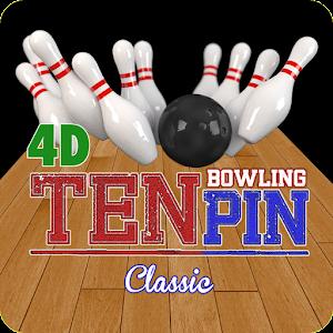 4D Bowling Ten Pin Classic APK
