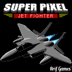 Super Pixel Jet Fighter