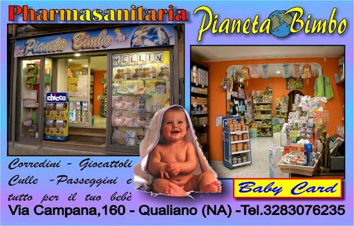 Bambino Qualiano.Pianeta Bimbo Sanitaria Via Campana 160 Qualiano Napoli Video