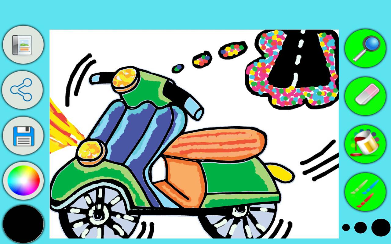 Motor Mewarnai Apl Android Di Google Play