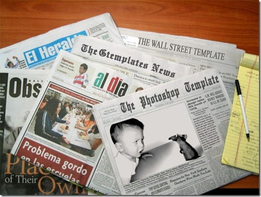 newspaper-template