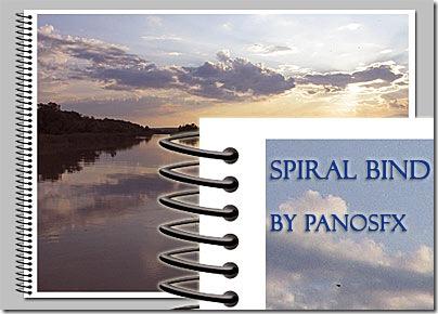 spiral_bind_effect