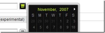 Aeron Calendar Moo Plugin