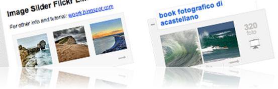 Simple images slider to create Flickr-like slideshows