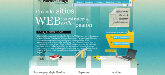 Bluedots-Design-diseño-web