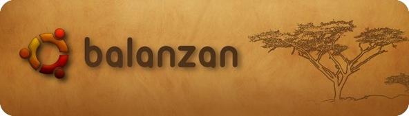 Balanzan ubuntu  theme