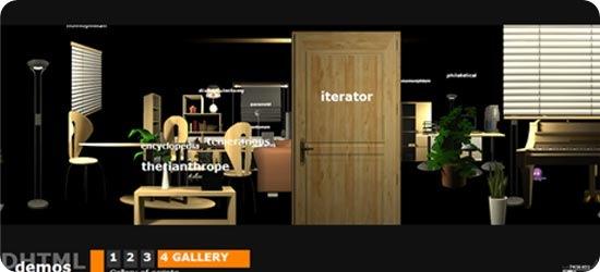 3D Composite Image Engine