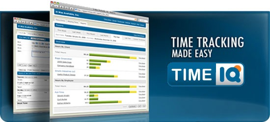 Time IQ - time tracking application