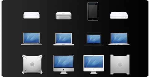 Macintosh-Icons-Mac