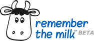 Remember The Milk - Online To-Do List and Task Management