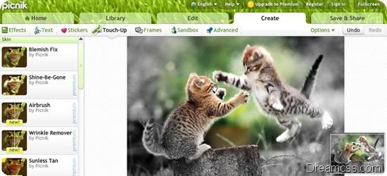 Picnik 20 Useful free Online Image Editor