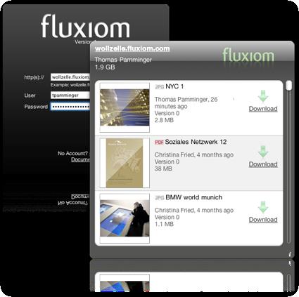 fluxiom-widget