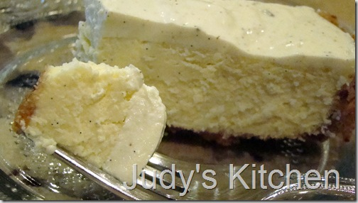 vanilla bean cheesecake almond crust (2)