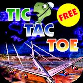 Tic Tac Toe WARGAMES free