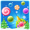 Bubble Candy Christmas icon