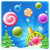 Bubble Candy Christmas
